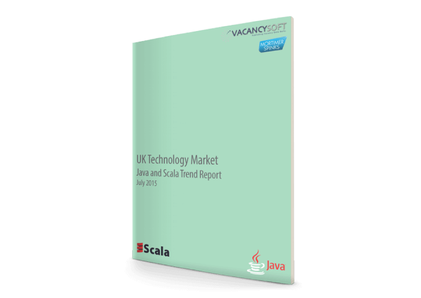 Technology Report – Java and Scala Trend Report