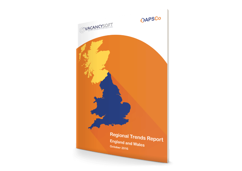 Regional Trends Report – England and Wales