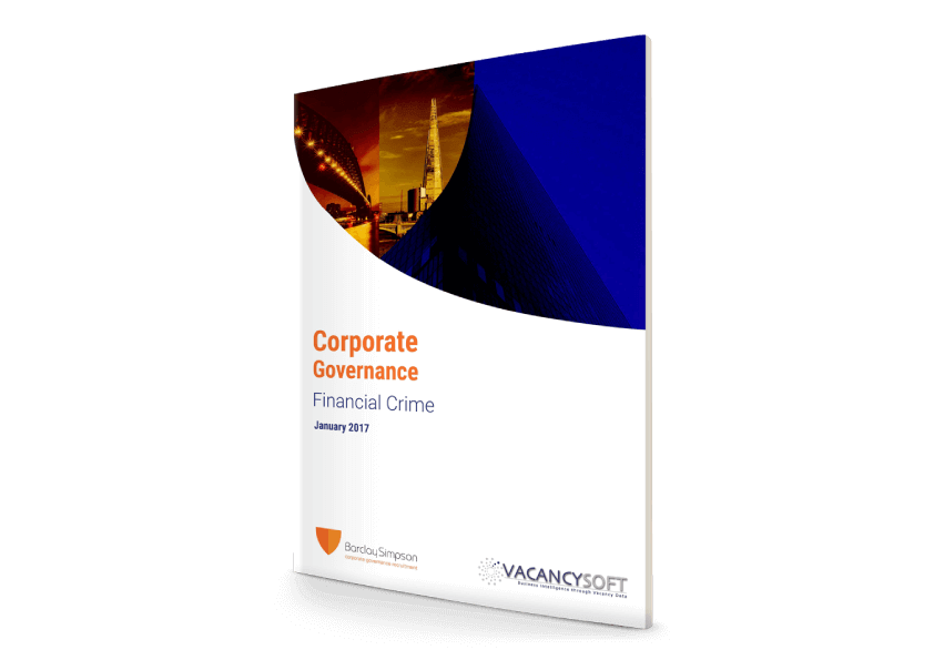 Corporate Governance Report – Financial Crime