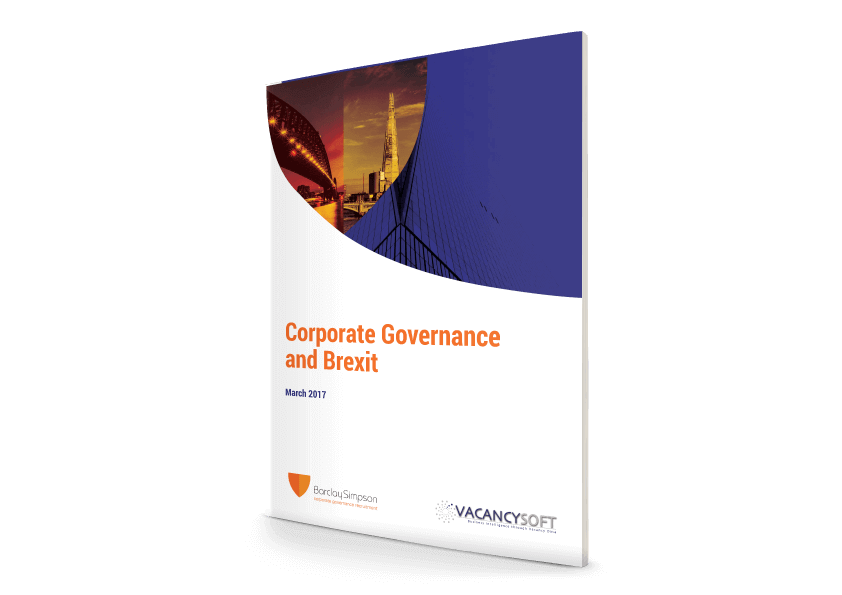 Corporate Governance and Brexit