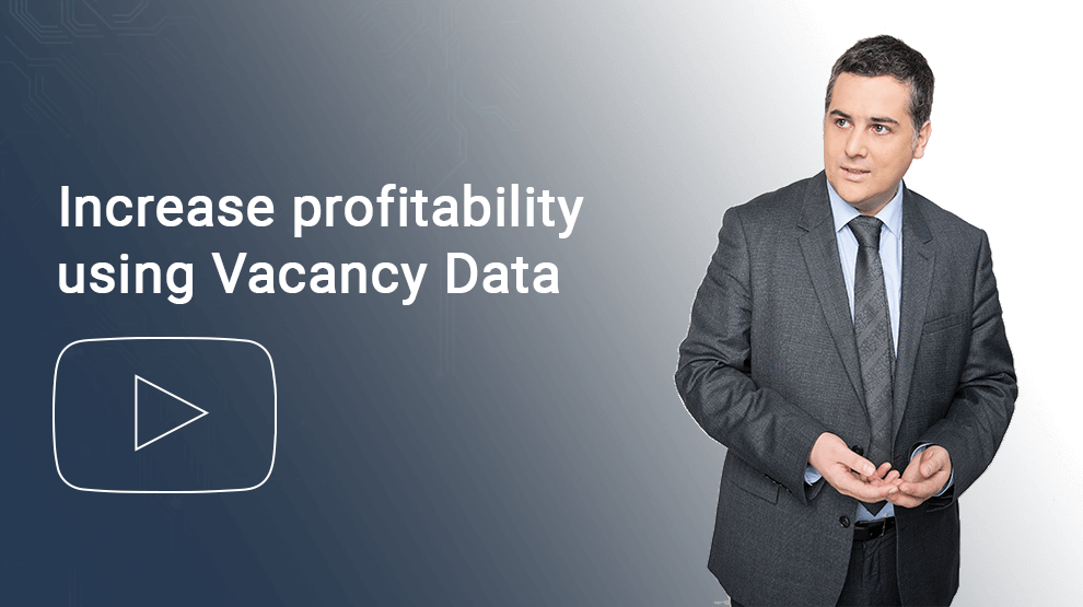 Webinar recording: Increase profitability using Vacancy Data