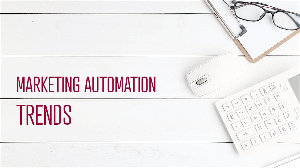 Marketing Automation Trends