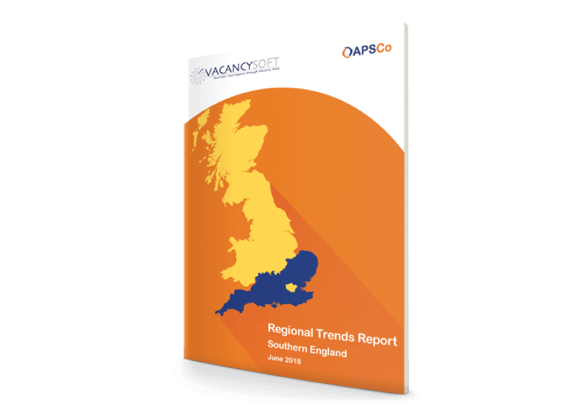 Regional Trends Report 2018 – Southern England