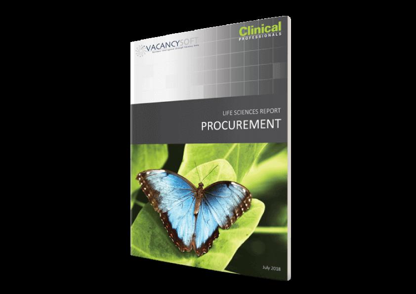 Life Sciences Report 2018 – Procurement