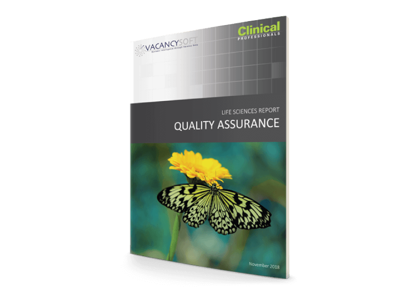 Life Sciences Report 2018 – Quality Assurance