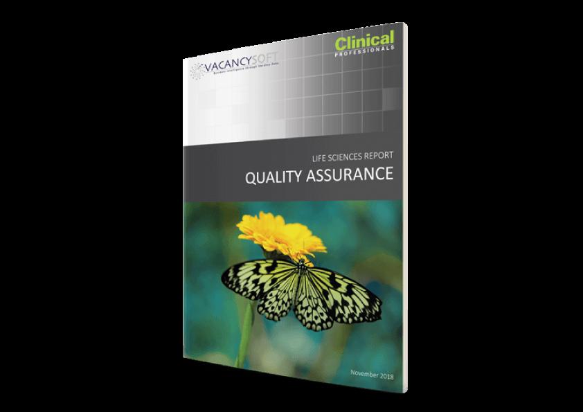Life Sciences Report 2018 – Quality Assurance