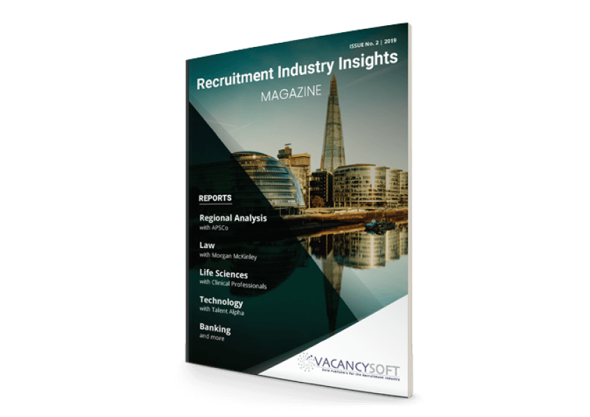 Vacancysoft Recruitment Industry Insights Magazine