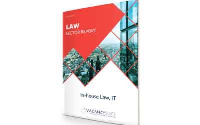 Vacancysoft In-house Law in IT Report