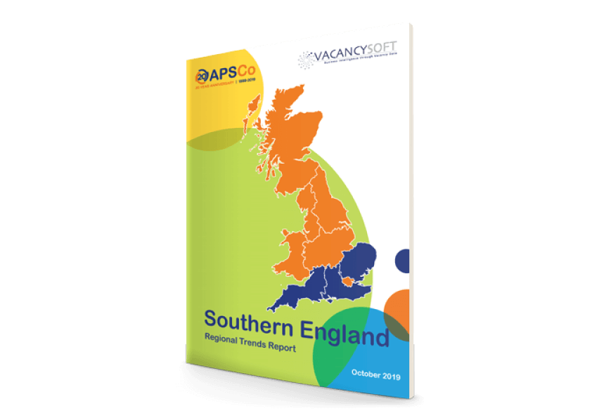 Regional Trends Report October 2019 – Southern England