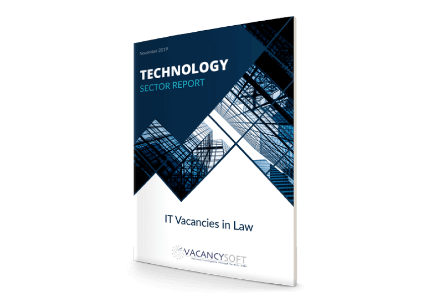 Technology Sector Report November 2019 – IT Vacancies in Law