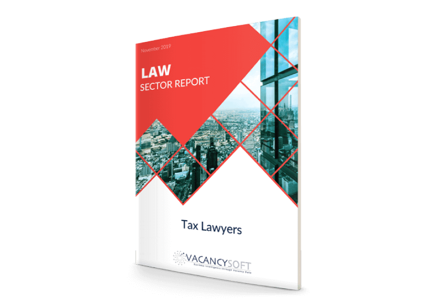 Law Sector Report November 2019 – Tax Lawyers
