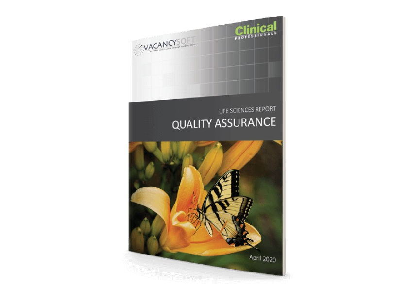 Life Sciences Report April 2020 – Quality Assurance