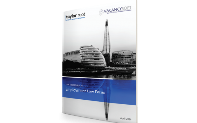 Law Sector Report April 2020 – Employment Law Focus