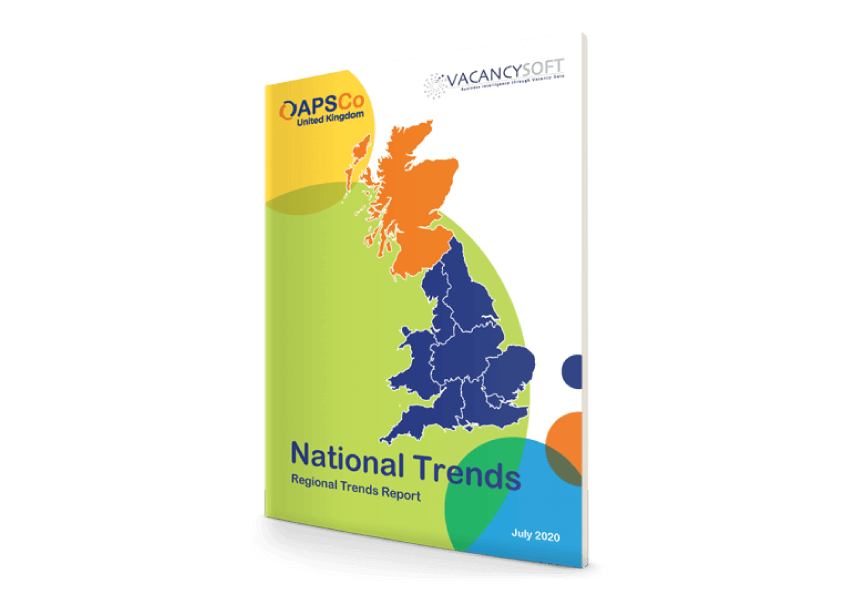 Regional Trends Report July 2020 – National Trends