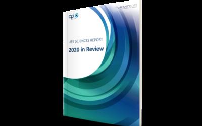 Life Sciences – UK Labour Market Review 2020