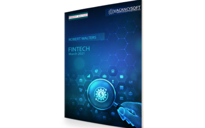 Fintech – UK Tech Labour Market Focus, March 2021