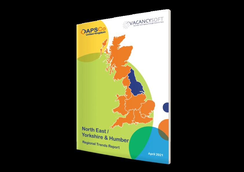 North East / Yorkshire & Humber – UK Regional Labour Market Trends, April 2021