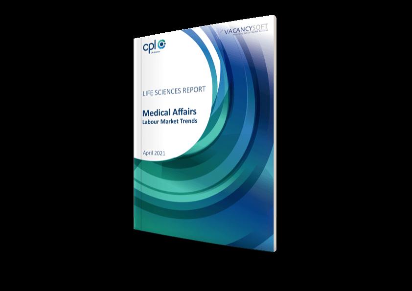 Medical Affairs – UK Life Sciences Labour Market Focus, April 2021