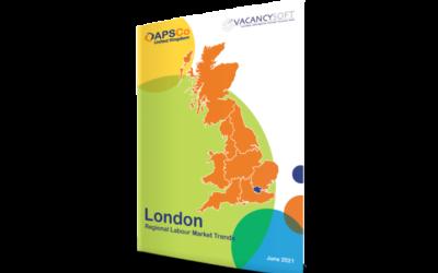 London – UK Regional Labour Market Trends, June 2021