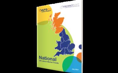 National  – UK Labour Market Trends, July 2021
