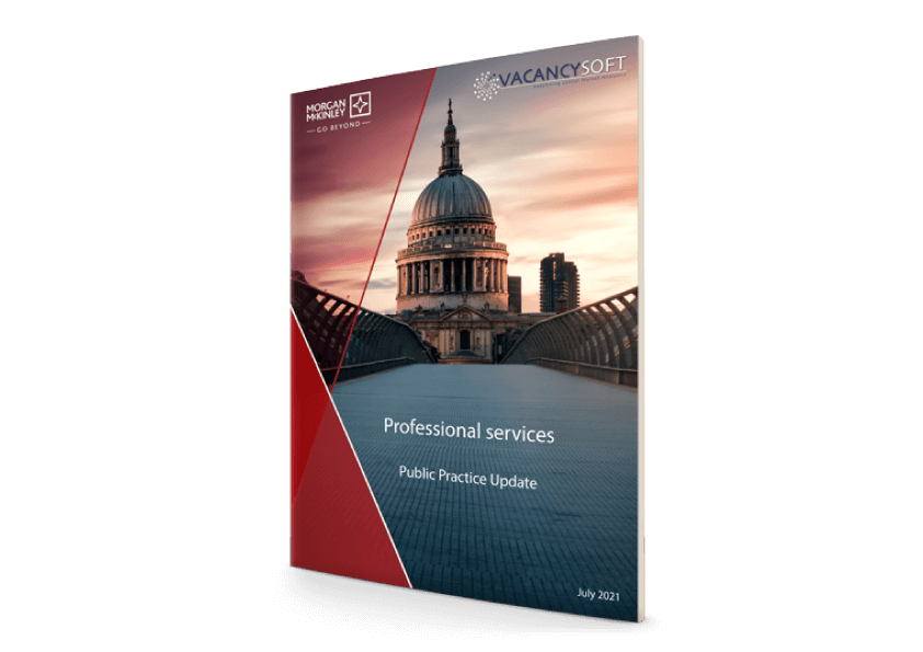 Professional Services – Public Practice Update, July 2021